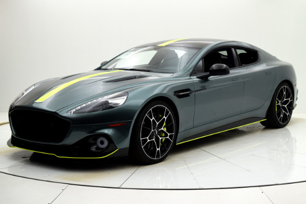 New 2019 Aston Martin Rapide AMR for sale $278,795 at F.C. Kerbeck Aston Martin in Palmyra NJ 08065 2