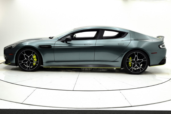 New 2019 Aston Martin Rapide AMR for sale $278,795 at F.C. Kerbeck Aston Martin in Palmyra NJ 08065 3