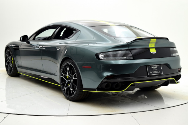 New 2019 Aston Martin Rapide AMR for sale $278,795 at F.C. Kerbeck Aston Martin in Palmyra NJ 08065 4
