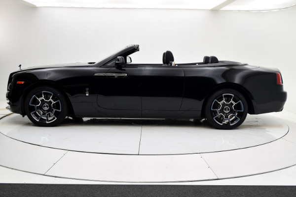 New 2019 Rolls-Royce Dawn Black Badge for sale $437,375 at F.C. Kerbeck Aston Martin in Palmyra NJ 08065 3