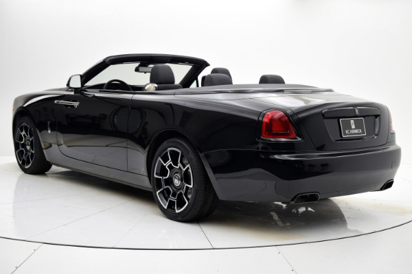 New 2019 Rolls-Royce Dawn Black Badge for sale $437,375 at F.C. Kerbeck Aston Martin in Palmyra NJ 08065 4