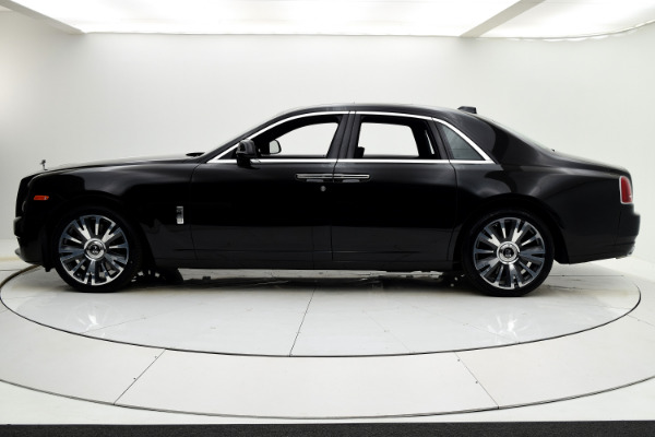 New 2019 Rolls-Royce Ghost for sale $338,375 at F.C. Kerbeck Aston Martin in Palmyra NJ 08065 3