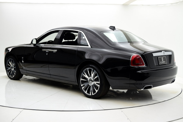 New 2019 Rolls-Royce Ghost for sale $338,375 at F.C. Kerbeck Aston Martin in Palmyra NJ 08065 4