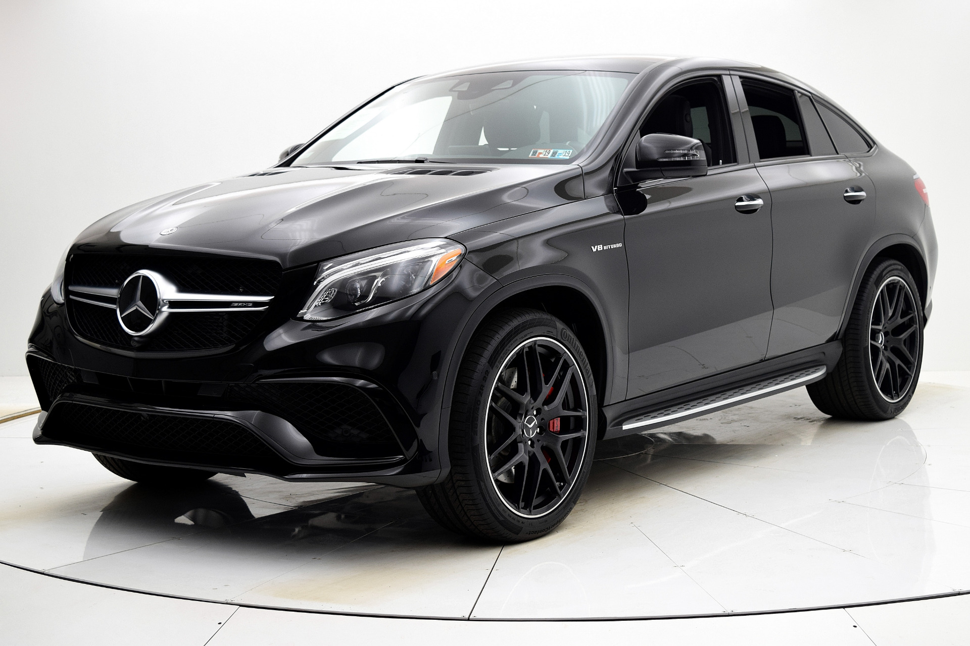 Used 2019 Mercedes-Benz GLE AMG GLE 63 S for sale Sold at F.C. Kerbeck Aston Martin in Palmyra NJ 08065 2