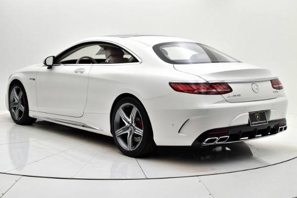 Used 2019 Mercedes-Benz S-Class AMG S 63 for sale Sold at F.C. Kerbeck Aston Martin in Palmyra NJ 08065 4