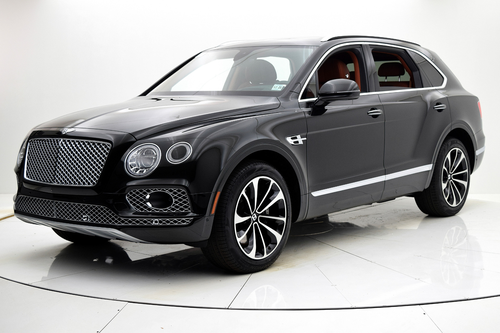 Used 2017 Bentley Bentayga W12 for sale $169,880 at F.C. Kerbeck Aston Martin in Palmyra NJ 08065 2