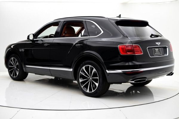 Used 2017 Bentley Bentayga W12 for sale $169,880 at F.C. Kerbeck Aston Martin in Palmyra NJ 08065 4