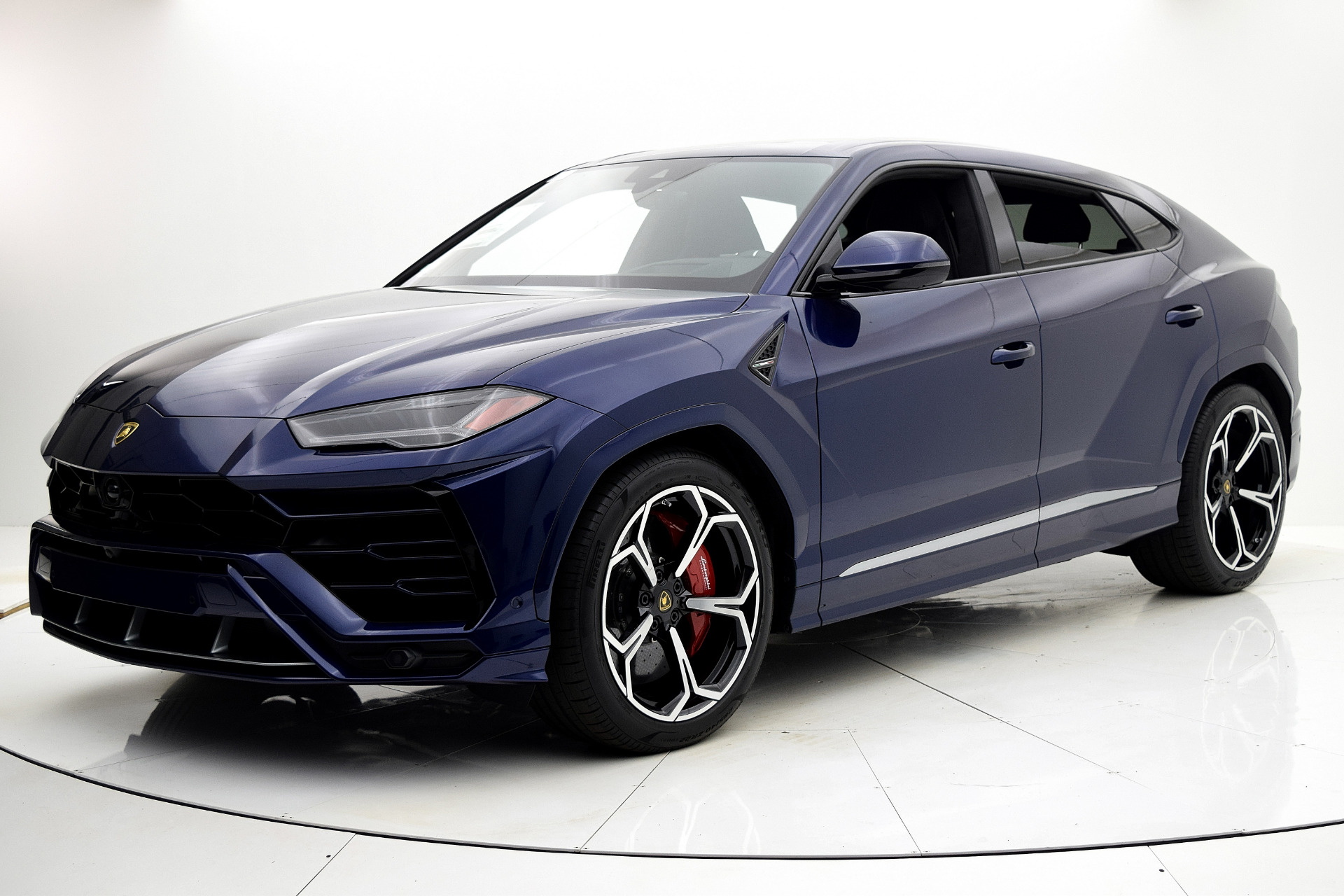Used 2019 Lamborghini Urus BASE for sale Call for price at F.C. Kerbeck Aston Martin in Palmyra NJ 08065 2