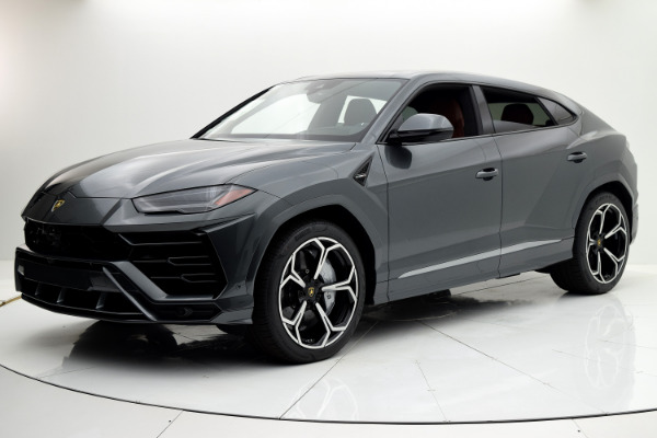 New New 2019 Lamborghini Urus for sale $239,228 at F.C. Kerbeck Aston Martin in Palmyra NJ