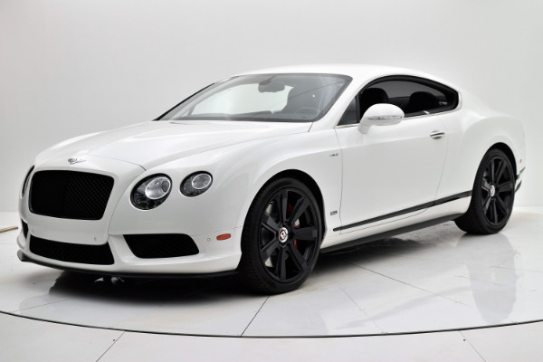 Used 2015 Bentley Continental GT V8 S for sale $139,880 at F.C. Kerbeck Aston Martin in Palmyra NJ 08065 2