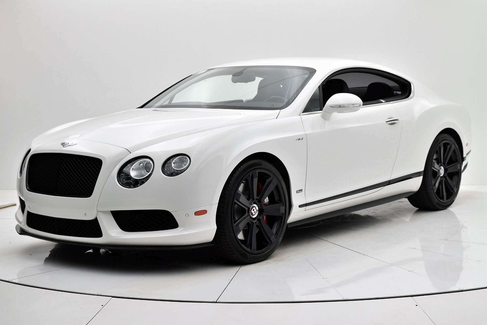 Used 2015 Bentley Continental GT V8 S for sale Sold at F.C. Kerbeck Aston Martin in Palmyra NJ 08065 2