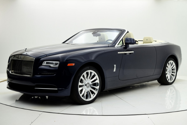 New New 2019 Rolls-Royce Dawn for sale $384,500 at F.C. Kerbeck Aston Martin in Palmyra NJ