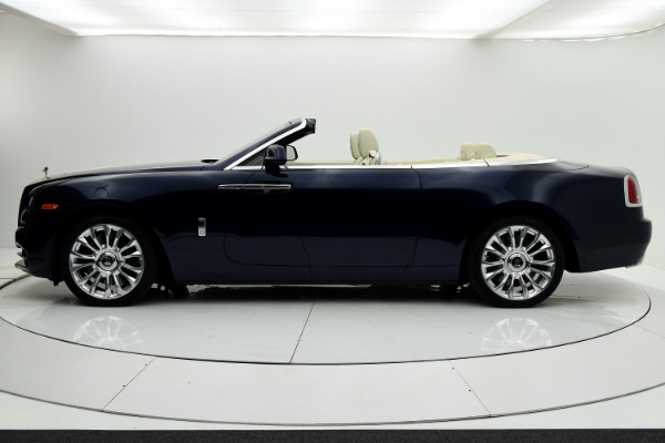 New 2019 Rolls-Royce Dawn for sale $384,500 at F.C. Kerbeck Aston Martin in Palmyra NJ 08065 3