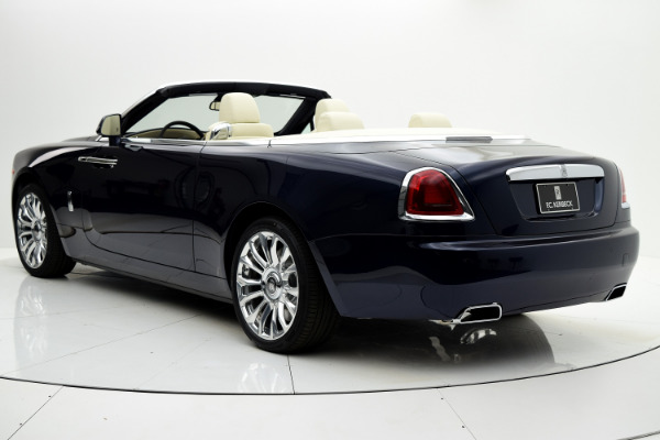New 2019 Rolls-Royce Dawn for sale Sold at F.C. Kerbeck Aston Martin in Palmyra NJ 08065 4