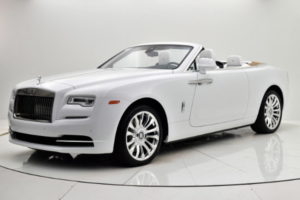 New New 2019 Rolls-Royce Dawn for sale $398,475 at F.C. Kerbeck Aston Martin in Palmyra NJ