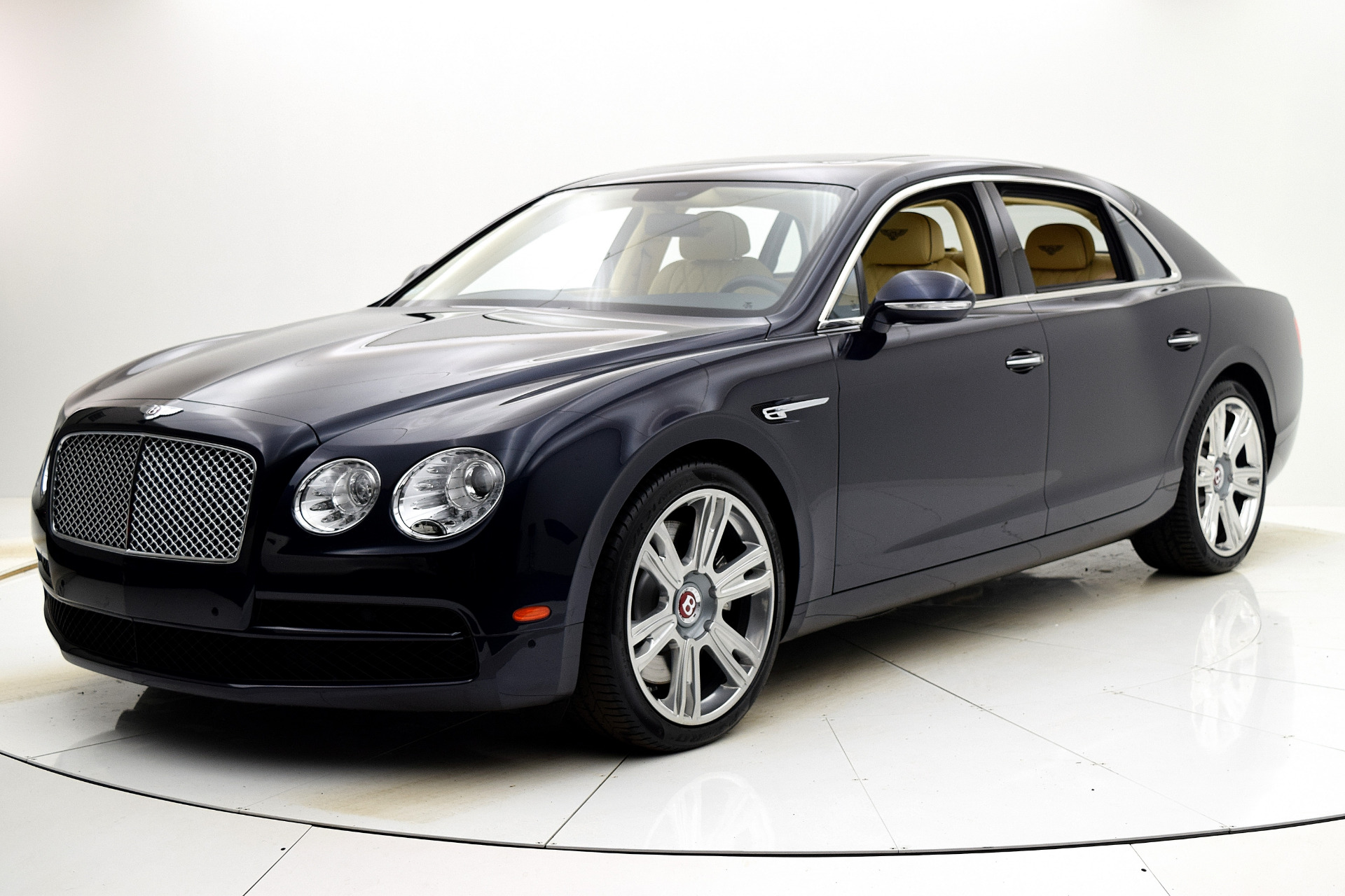 Used 2015 Bentley Flying Spur V8 for sale Sold at F.C. Kerbeck Aston Martin in Palmyra NJ 08065 2