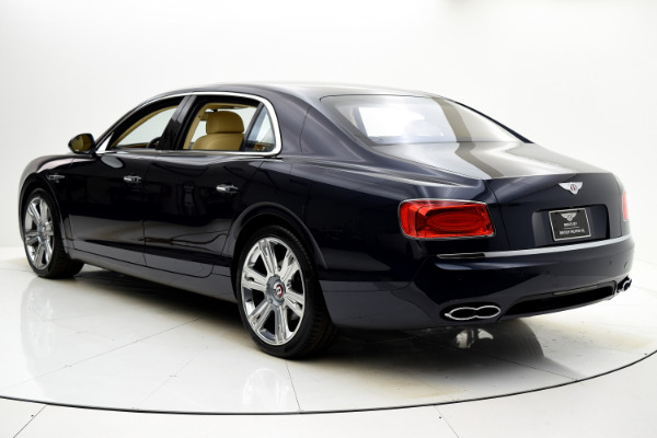 Used 2015 Bentley Flying Spur V8 for sale Sold at F.C. Kerbeck Aston Martin in Palmyra NJ 08065 4