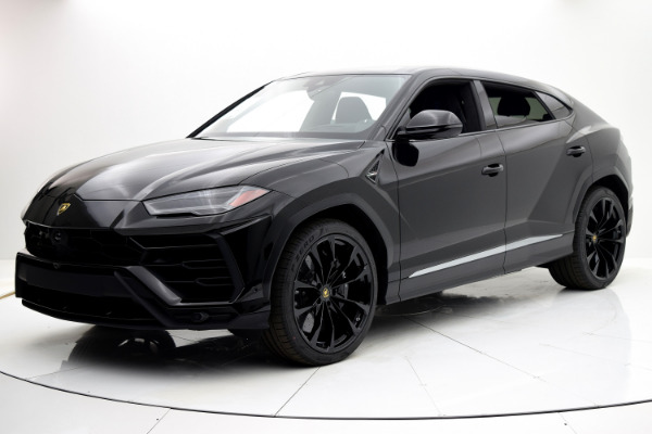 New New 2019 Lamborghini Urus for sale $239,343 at F.C. Kerbeck Aston Martin in Palmyra NJ