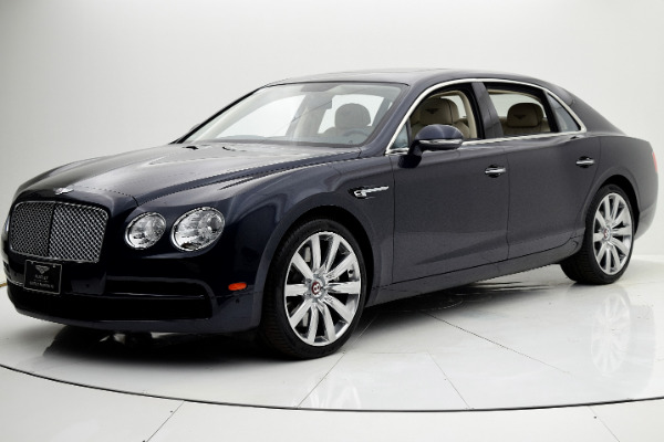 Used Used 2015 Bentley Flying Spur V8 for sale $112,880 at F.C. Kerbeck Aston Martin in Palmyra NJ