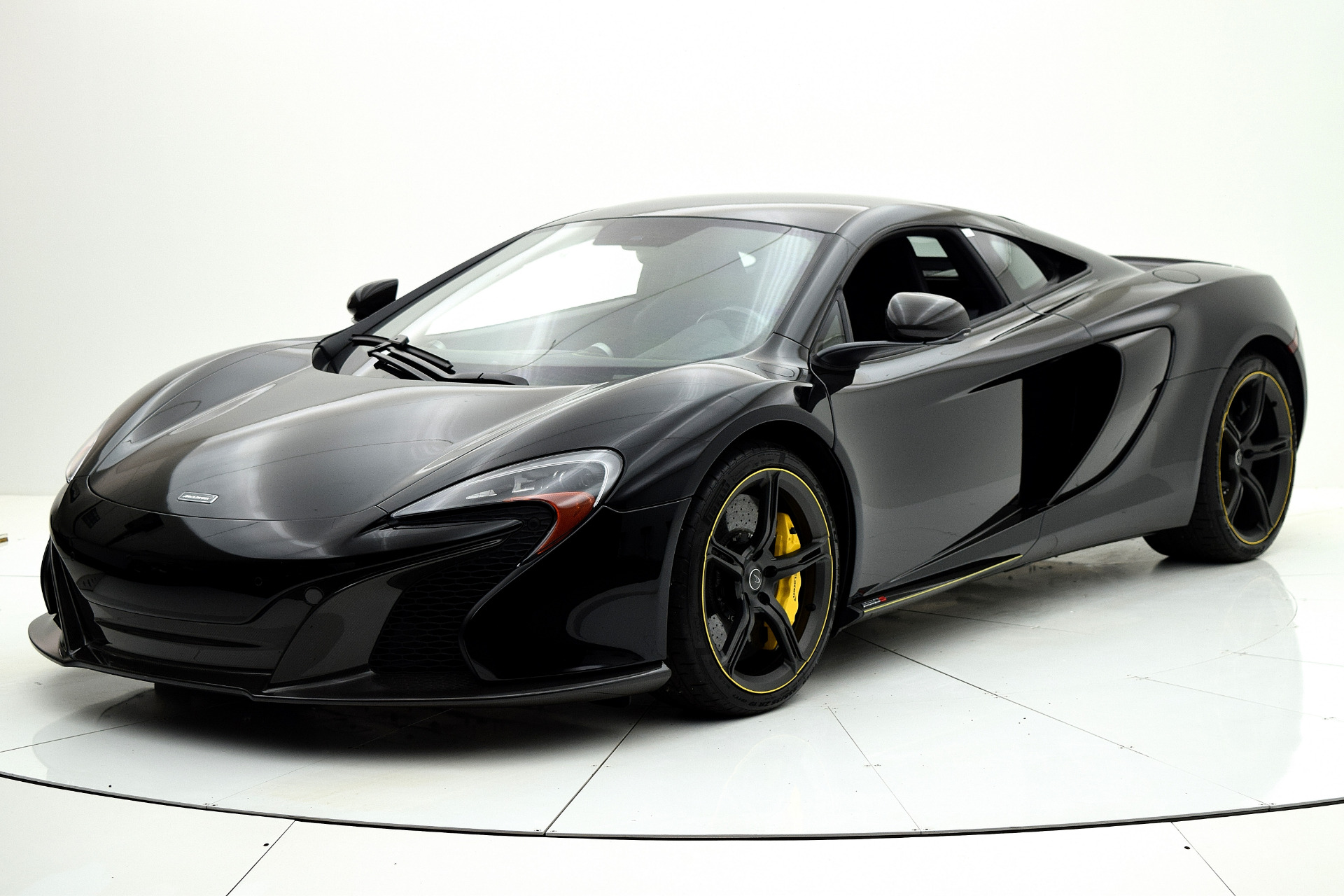 Used 2016 MCLAREN 650 S Coupe for sale $164,880 at F.C. Kerbeck Aston Martin in Palmyra NJ 08065 2