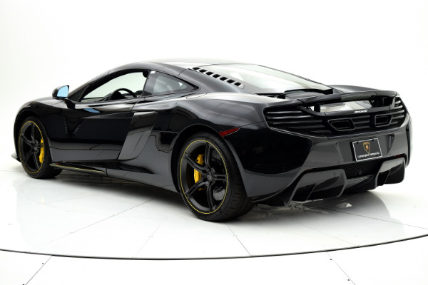 Used 2016 MCLAREN 650 S Coupe for sale $164,880 at F.C. Kerbeck Aston Martin in Palmyra NJ 08065 4