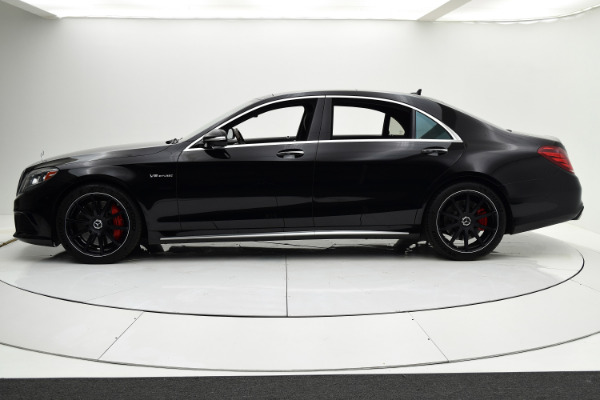Used 2015 Mercedes-Benz S-Class S 63 AMG for sale Sold at F.C. Kerbeck Aston Martin in Palmyra NJ 08065 3