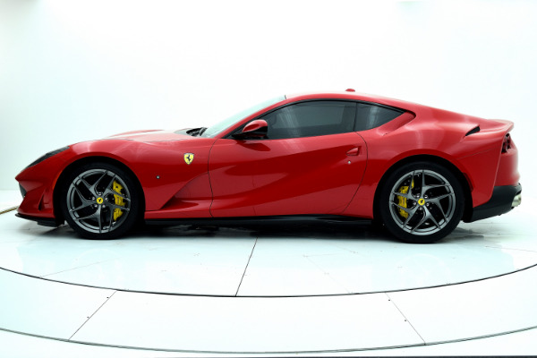 Used 2019 Ferrari 812 Superfast for sale Sold at F.C. Kerbeck Aston Martin in Palmyra NJ 08065 3