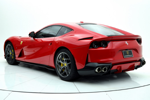 Used 2019 Ferrari 812 Superfast for sale Sold at F.C. Kerbeck Aston Martin in Palmyra NJ 08065 4