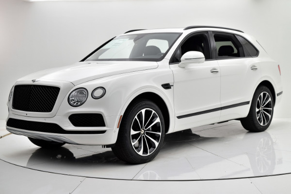 New New 2019 Bentley Bentayga V8 for sale Call for price at F.C. Kerbeck Aston Martin in Palmyra NJ
