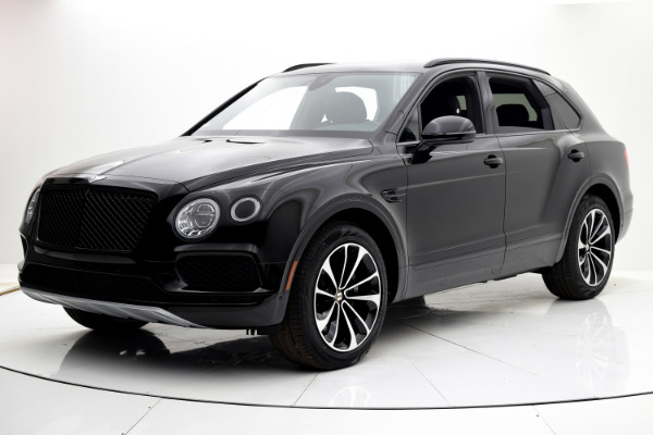 New 2019 Bentley Bentayga V8 for sale $189,160 at F.C. Kerbeck Aston Martin in Palmyra NJ 08065 2
