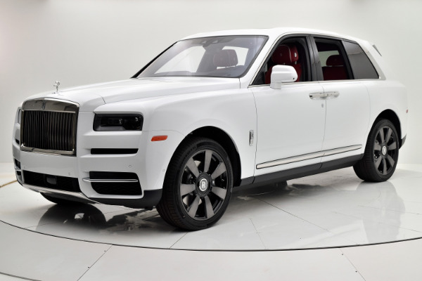 New New 2019 Rolls-Royce Cullinan for sale Call for price at F.C. Kerbeck Aston Martin in Palmyra NJ