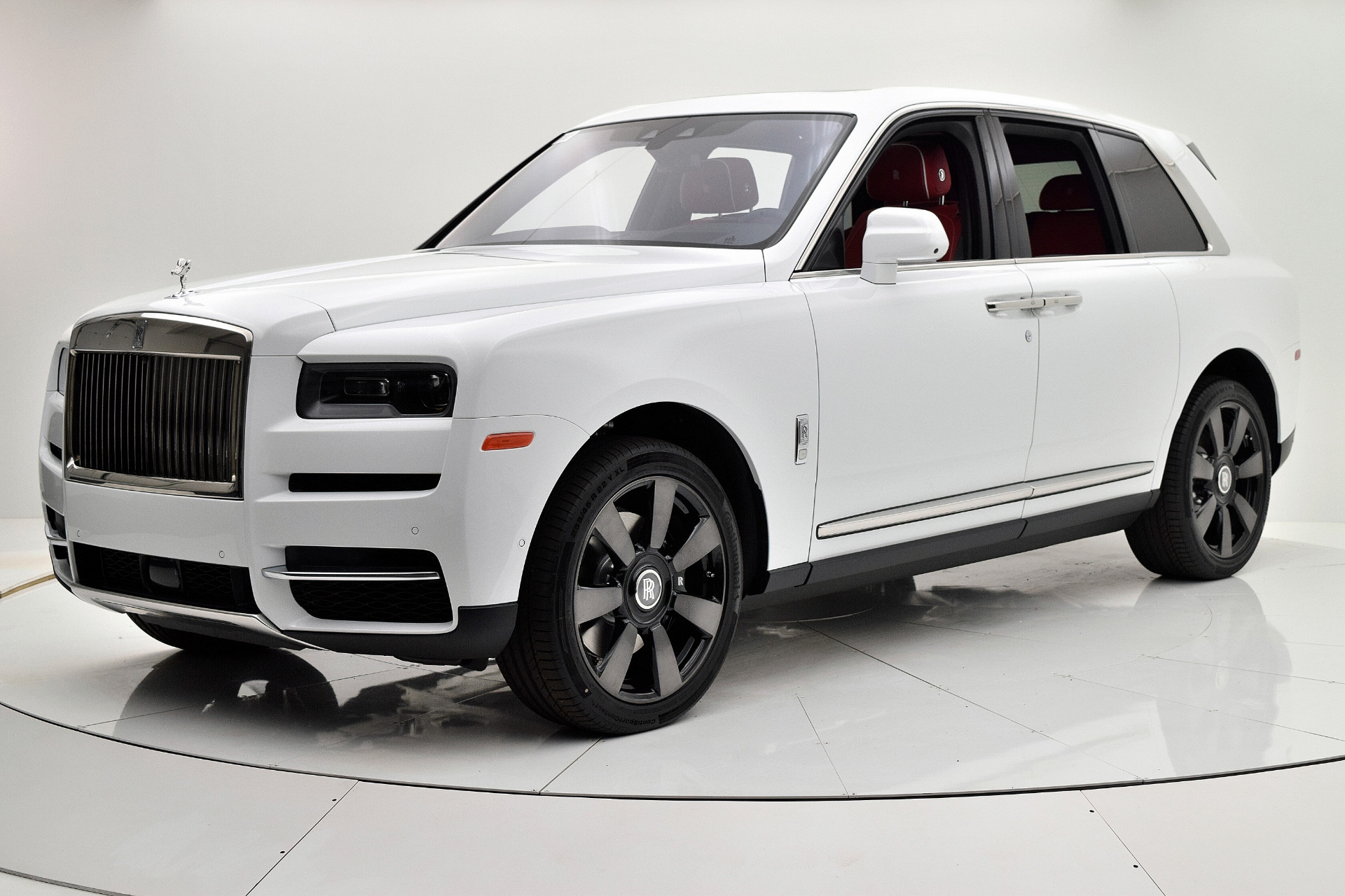 New 2019 Rolls-Royce Cullinan for sale Sold at F.C. Kerbeck Aston Martin in Palmyra NJ 08065 2