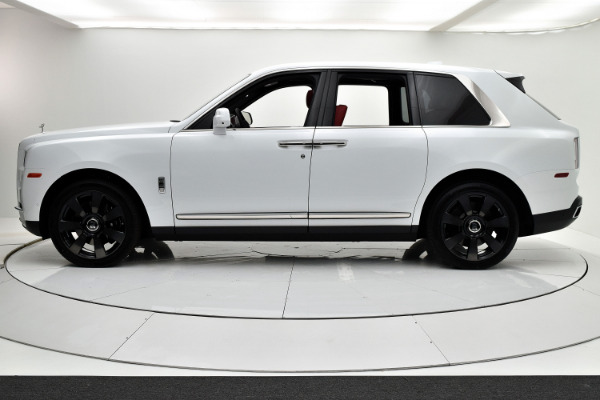New 2019 Rolls-Royce Cullinan for sale Sold at F.C. Kerbeck Aston Martin in Palmyra NJ 08065 3