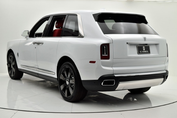 New 2019 Rolls-Royce Cullinan for sale Sold at F.C. Kerbeck Aston Martin in Palmyra NJ 08065 4