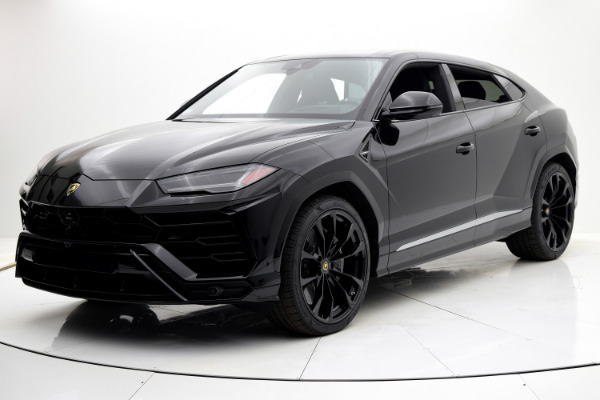 New New 2019 Lamborghini Urus for sale Call for price at F.C. Kerbeck Aston Martin in Palmyra NJ