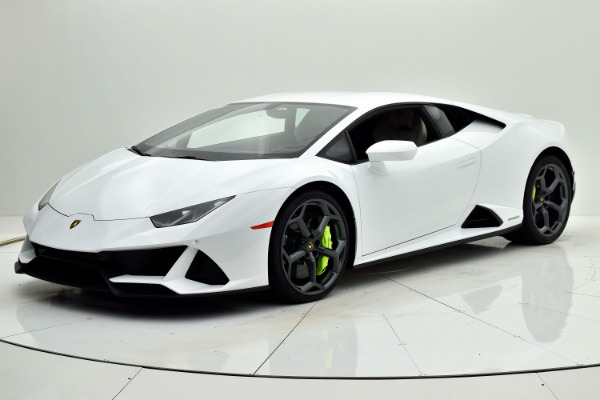 New New 2020 Lamborghini Huracan EVO LP 640-4 EVO for sale $292,419 at F.C. Kerbeck Aston Martin in Palmyra NJ