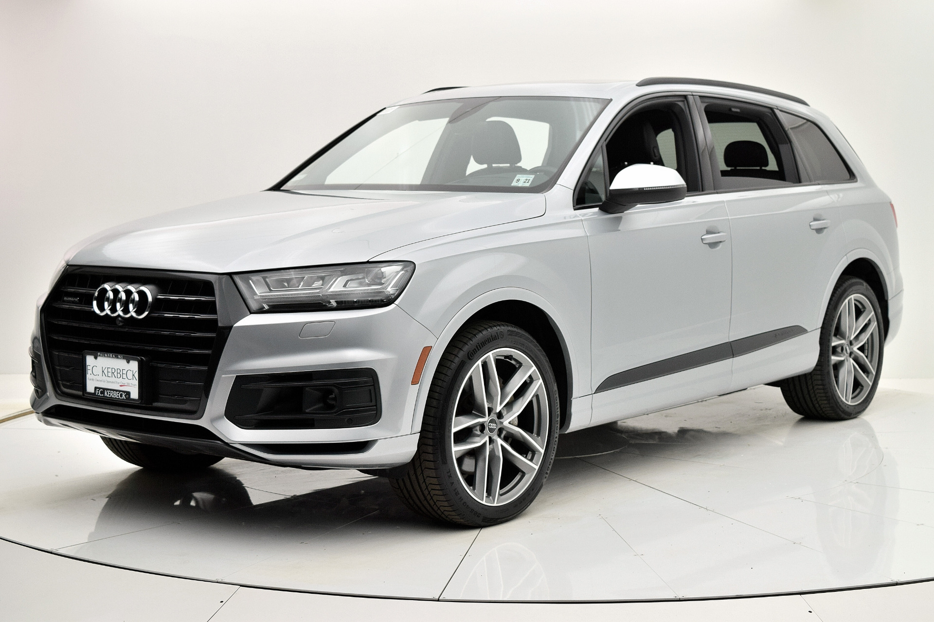 Used 2017 Audi Q7 Prestige for sale $52,880 at F.C. Kerbeck Aston Martin in Palmyra NJ 08065 2