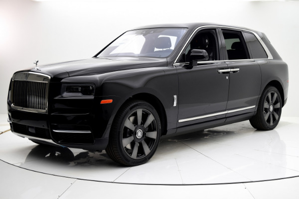 New New 2019 Rolls-Royce Cullinan for sale $337,925 at F.C. Kerbeck Aston Martin in Palmyra NJ