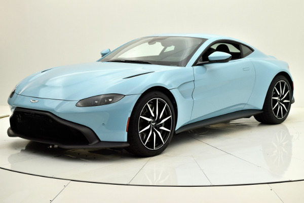 New New 2020 Aston Martin Vantage Coupe for sale $178,781 at F.C. Kerbeck Aston Martin in Palmyra NJ