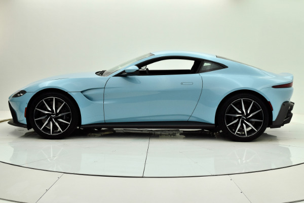 New 2020 Aston Martin Vantage Coupe for sale $178,781 at F.C. Kerbeck Aston Martin in Palmyra NJ 08065 3