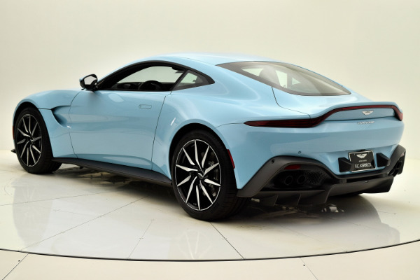 New 2020 Aston Martin Vantage Coupe for sale $178,781 at F.C. Kerbeck Aston Martin in Palmyra NJ 08065 4