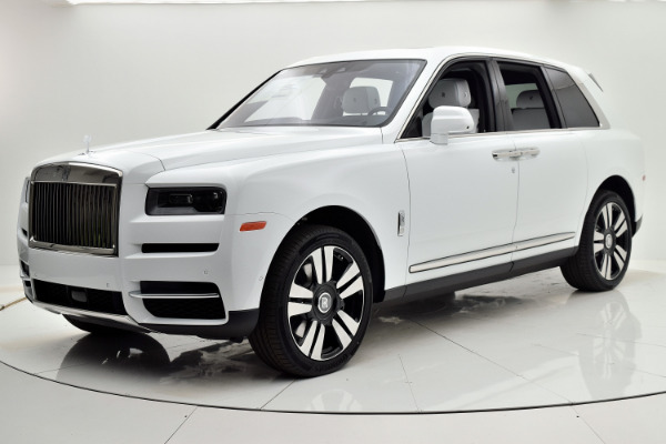 Used Used 2019 Rolls-Royce Cullinan for sale <s>$397,750</s> | $359,880 at F.C. Kerbeck Aston Martin in Palmyra NJ