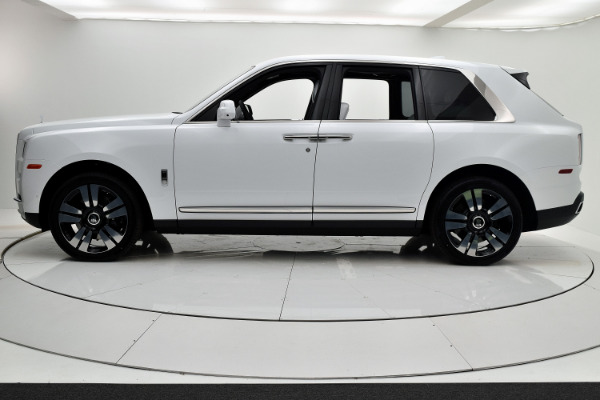 Used 2019 Rolls-Royce Cullinan for sale $349,880 at F.C. Kerbeck Aston Martin in Palmyra NJ 08065 3