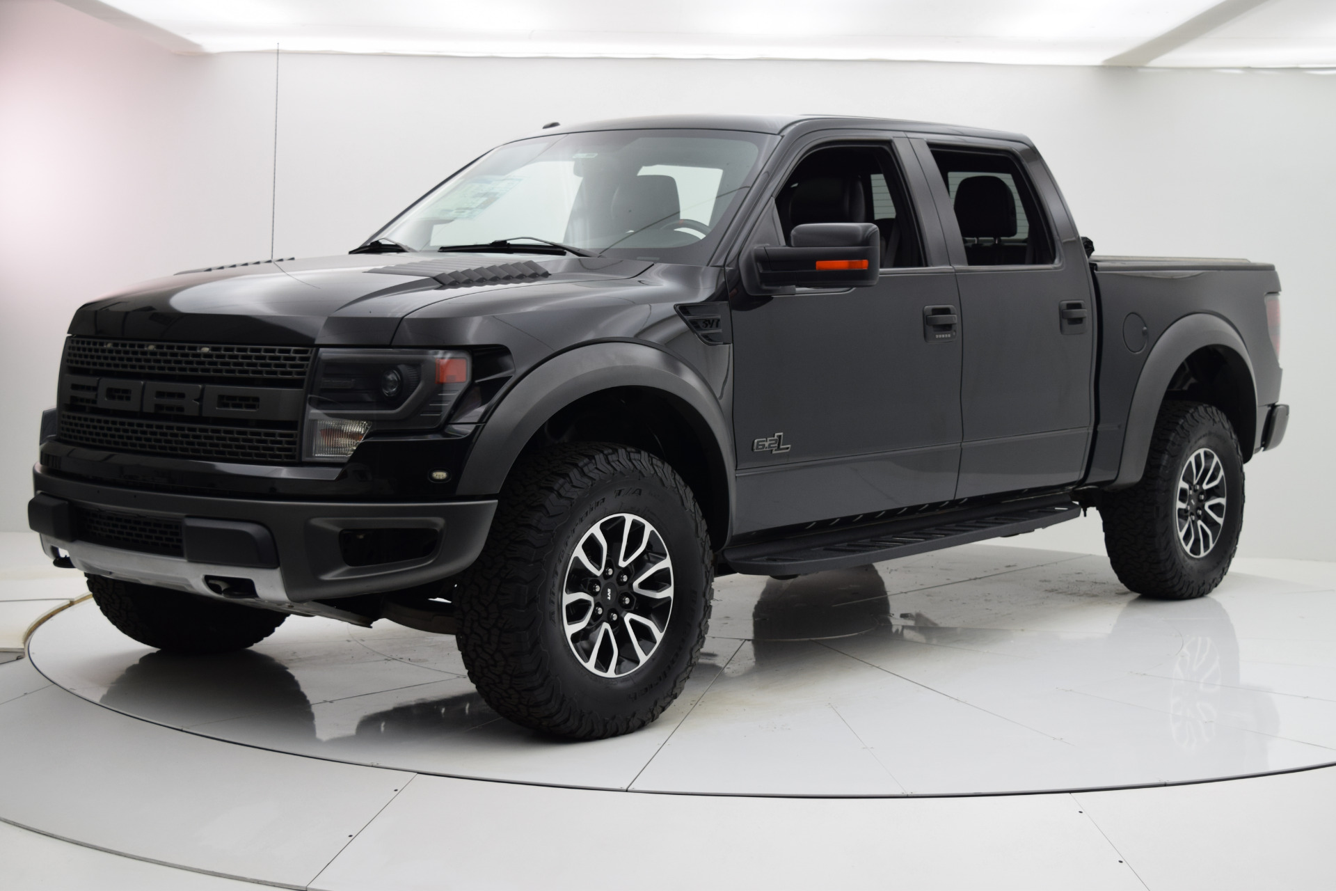Used 2013 Ford F-150 SVT Raptor for sale $39,880 at F.C. Kerbeck Aston Martin in Palmyra NJ 08065 2