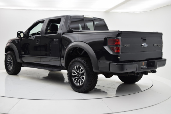 Used 2013 Ford F-150 SVT Raptor for sale $39,880 at F.C. Kerbeck Aston Martin in Palmyra NJ 08065 4