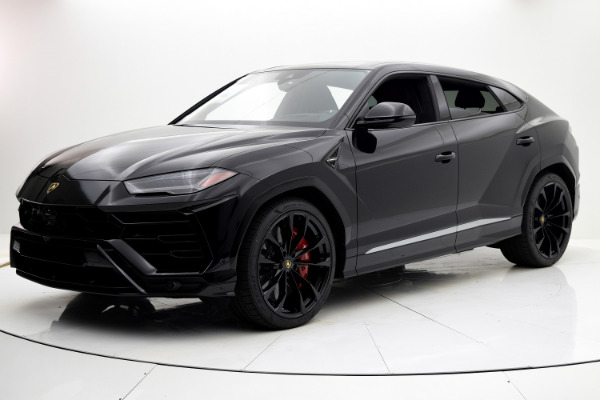 New New 2019 Lamborghini Urus for sale $239,983 at F.C. Kerbeck Aston Martin in Palmyra NJ