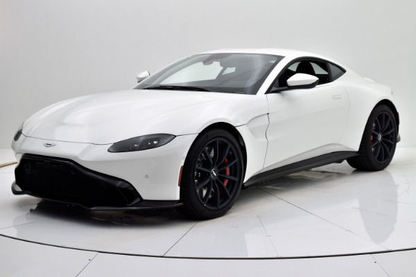 Used Used 2020 Aston Martin Vantage for sale <s>$174,924</s> | <span style='color: red;'>$144,880</span> at F.C. Kerbeck Aston Martin in Palmyra NJ