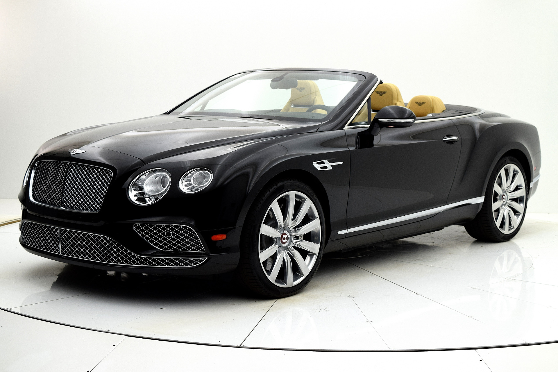 Used 2016 Bentley Continental GT V8 Convertible for sale $159,880 at F.C. Kerbeck Aston Martin in Palmyra NJ 08065 2