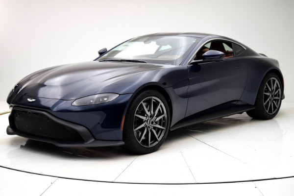 New 2020 Aston Martin Vantage Coupe for sale $164,414 at F.C. Kerbeck Aston Martin in Palmyra NJ 08065 2