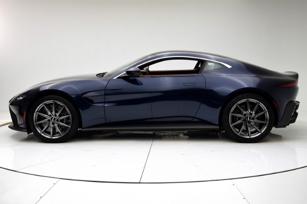 New 2020 Aston Martin Vantage Coupe for sale $164,414 at F.C. Kerbeck Aston Martin in Palmyra NJ 08065 3